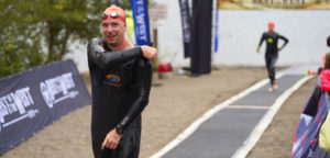 GETTING READY FOR AN IRONMAN?